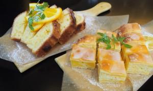 オレンジのパウンドケーキ、ケークオシトロン