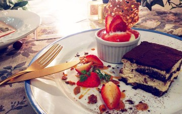 期間限定sweets「Tiramisu*ティラミス」Octa Hotel Cafe鹿児島店