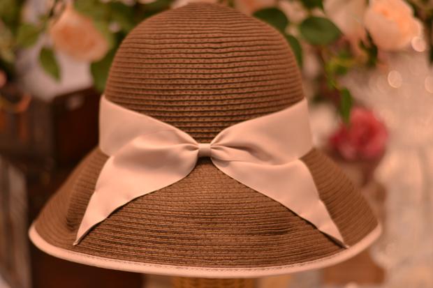 hat pink