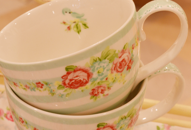 green gate teacup